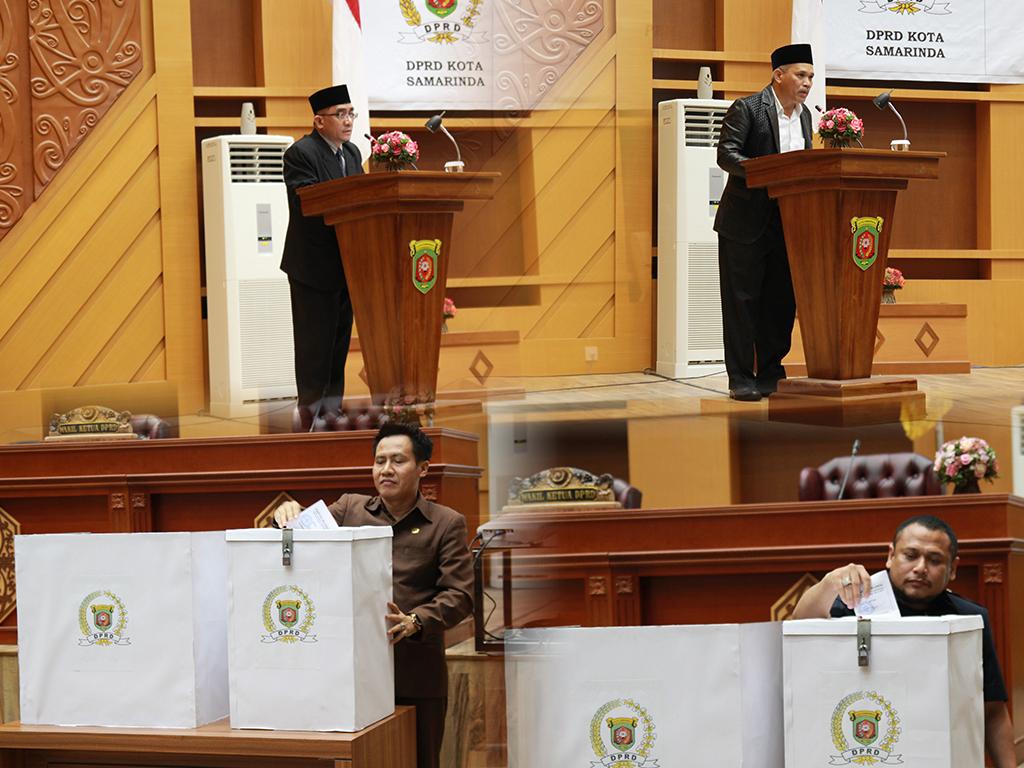 Pemilihan Calon Wakil Walikota Samarinda