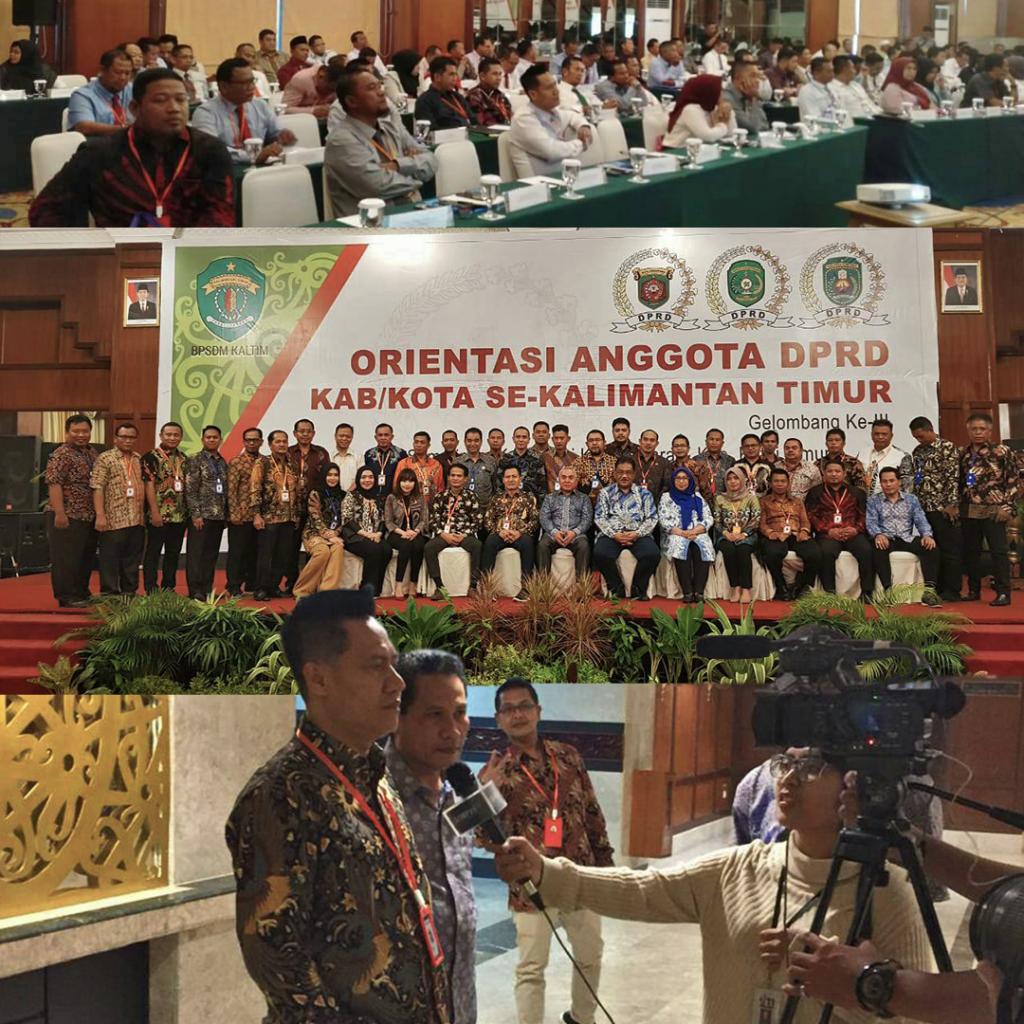 Orientasi Anggota DPRD Kota Samarinda
