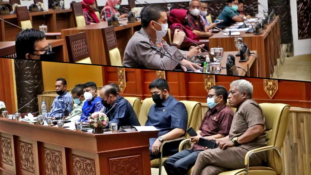 Rapat Dengar Pendapat Mengenai Kafe di Jalan Kapten Soedjono